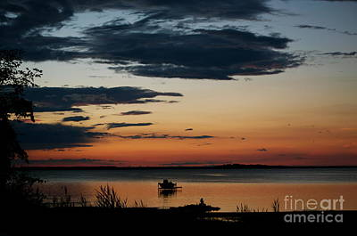 Photograph - Canadian Sunrise I by Louise Fahy