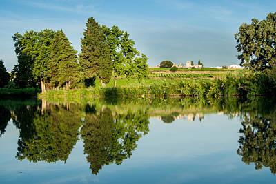 Whalen Photograph - Canal Du Midi Two by Josh Whalen