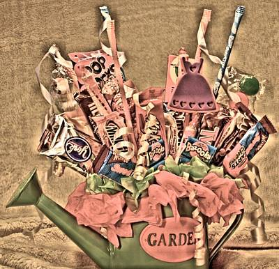 Photograph - Candy Anyone by Lynnette Johns