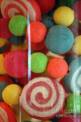 Photograph - Candy by Robert Meanor
