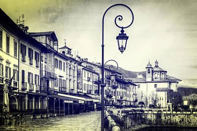 Cannobio Print by Joana Kruse