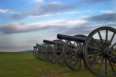 Photograph - Cannon At Antietam by Judi Quelland