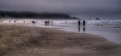 Photograph - Cannon Beach Mist by David Patterson