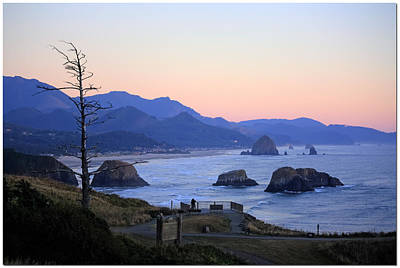 Photograph - Cannon Beach Sunset by Chris Anderson