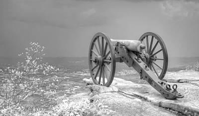 Cannon Art Print by David Troxel