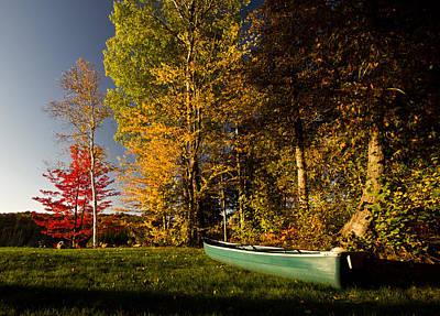 Canoe Photograph - Canoe by Cale Best