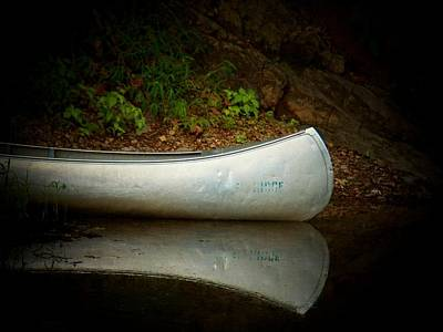 Photograph - Canoe by Joyce Kimble Smith