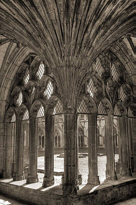 Thomas Becket Photograph - Canterbury Cathedral  by Alice Gosling