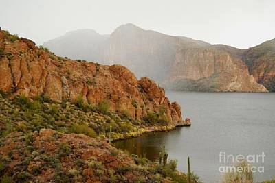 Photograph - Canyon Lake by Tam Ryan