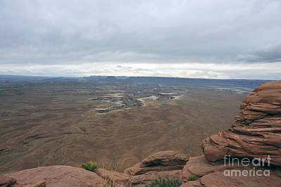 Photograph - Canyonland Park View by Dan Friend