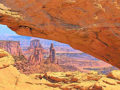 Photograph - Canyonlands Islands In The Sky by Lisa Dunn