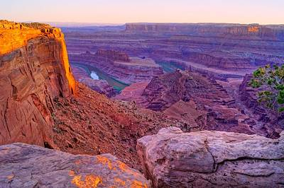 Goosenecks State Park Photograph - Canyonlands Magical Light by Scott McGuire