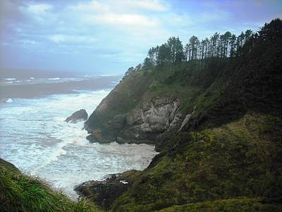 Photograph - Cape Disappointment by Kelly Manning