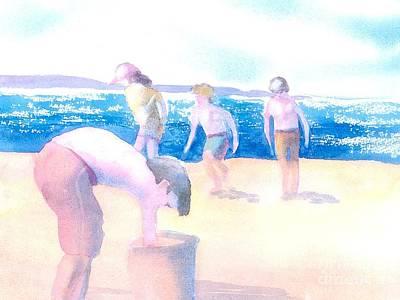 Cape Explorers Art Print by Joseph Gallant
