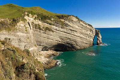 Photograph - Cape Farewell by Graeme Knox