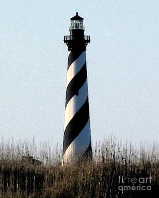 Photograph - Cape Hatteras Lighthouse by Patricia Januszkiewicz