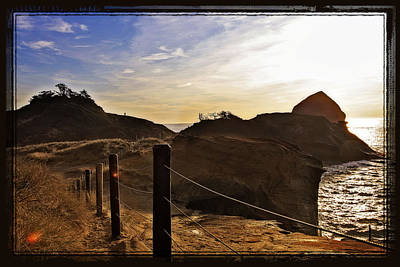 Photograph - Cape Kiwanda Oregon by Tiana McVay
