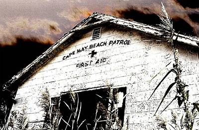 Cape May Beach Patrol Original