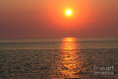 Photograph - Cape May Sunset 2 by Susan Stevenson