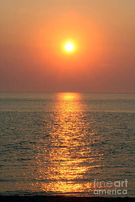 Photograph - Cape May Sunset by Susan Stevenson