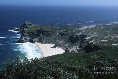 Photograph - Cape Of Good Hope - Africa by Sandra Bronstein