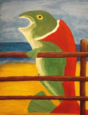 Cape Cod Painting - Caped Cod by Robert Cornell