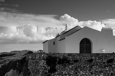 Photograph - Capela Do Baleal by Edgar Laureano