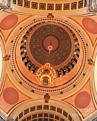 Capital Rotunda Art Print