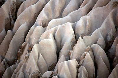 Photograph - Cappadocia Rocks by RicardMN Photography