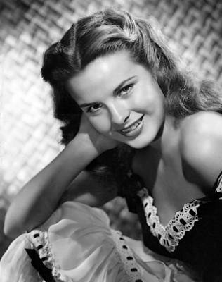 Captain From Castile, Jean Peters, 1947 Print by Everett