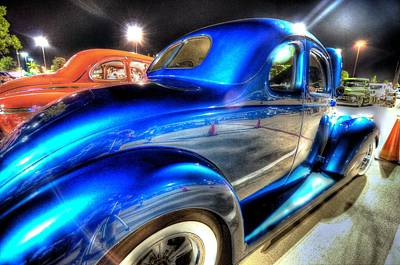 Photograph - Car Show 2 by David Morefield