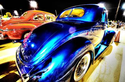 Photograph - Car Show 3 by David Morefield