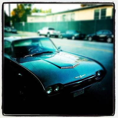 Hollywood Wall Art - Photograph - Car by Torgeir Ensrud