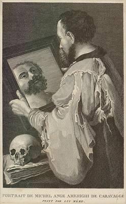 Caravaggio Michelangelo Merisi Art Print