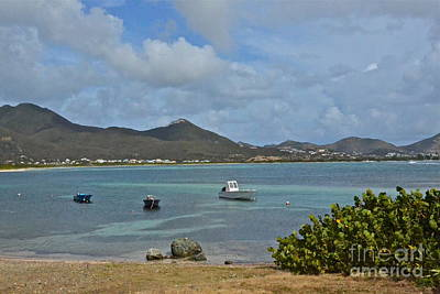 Photograph - Caribbean Cove by Carol  Bradley