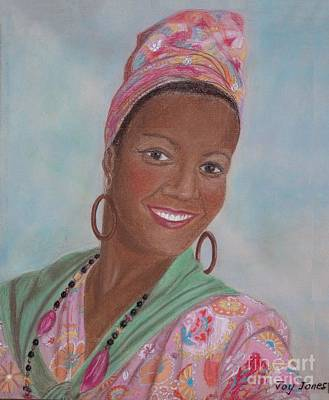 Pastel - Caribbean Pride by Joy Ballack