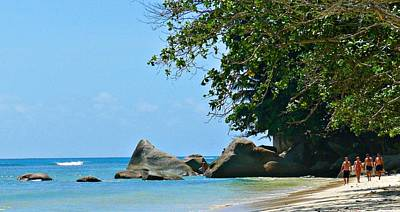 Photograph - Caribe Beach by Jenny Senra Pampin