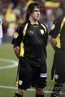 Photograph - Carles Puyol by Agusti Pardo Rossello