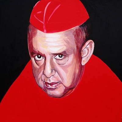 Painting - Carlos Bergantinos by Yelena Tylkina