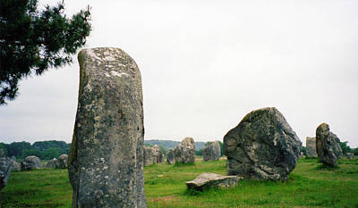 Photograph - Carnac  by C Sitton