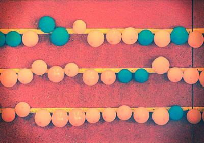 Photograph - Carnival Ballons by Tom Bush IV