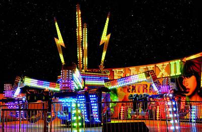 Photograph - Carnival Nights by Joann Vitali
