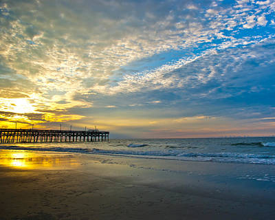 Photograph - Carolina Sunrise by Francis Trudeau