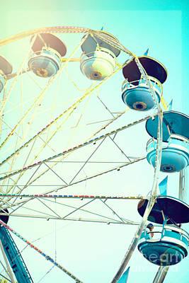 Photograph - Carousel 2 by Kim Fearheiley