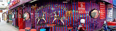 Photograph - Carousel Club by Paul Rainwater