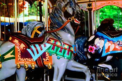 Photograph - Carousel by Susan Stevenson