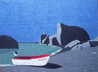Carpe Diem Art Print by Eamon Reilly