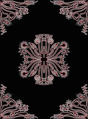 Carpet Art Print by Sumit Mehndiratta