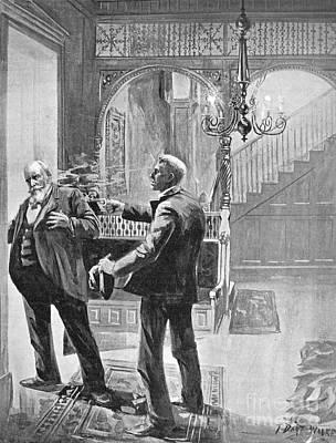 Carter Henry Harrison Art Print by Granger