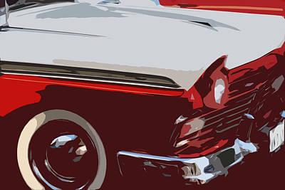carToon Art Print by Elizabeth Alamillo